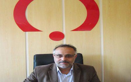 مدیر کل انتقال خون استان یزد نقی تقوایی #ایثار_ادامه_دارد اداره انتقال خون استان یزد